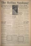 Sandspur, Vol. 58 No. 04, October 22, 1953 by Rollins College