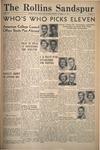 Sandspur, Vol. 58 No. 07, November 12, 1953 by Rollins College