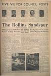 Sandspur, Vol. 59 No. 20, April 08, 1954 by Rollins College