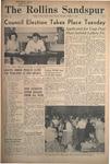 Sandspur, Vol. 60 No. 02, October 07, 1954