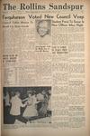 Sandspur, Vol. 60 No. 03, October 14, 1954