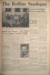 Sandspur, Vol. 60 No. 04, October 21, 1954
