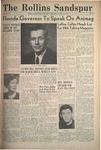 Sandspur, Vol. 60 No. 14, February 10, 1955 by Rollins College