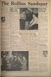 Sandspur, Vol. 60 No. 20, April 14, 1955 by Rollins College