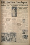 Sandspur, Vol. 61 No. 20, April 05, 1956 by Rollins College