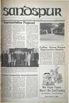 Sandspur, Vol. 75 No. 09, November 22, 1968