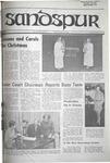 Sandspur, Vol. 75 No. 10, December 13, 1968 by Rollins College