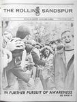 Sandspur, Vol. 76 No. 08, November 21, 1969