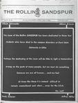 Sandspur, Vol. 76 No. 23, May 08, 1970