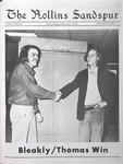 Sandspur, Vol. 77 No. 19, March 12, 1971 by Rollins College