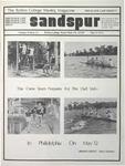 Sandspur, Vol. 78 No. 23, May 09, 1972