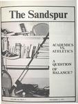 Sandspur, Vol. 80 No. 04, November 03, 1973