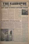 Sandspur, Vol. 81 No. 02, September 27, 1974 by Rollins College