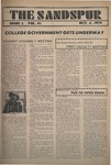 Sandspur, Vol. 81 No. 03, October 04, 1974 by Rollins College