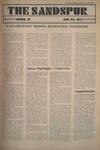 Sandspur, Vol. 81 No. 13, January 24, 1975