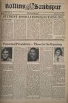 Sandspur, Vol. 81 No. 19, Election Special March 14, 1975