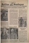 Sandspur, Vol. 82 No. 02, September 26, 1975 by Rollins College