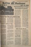 Sandspur, Vol. 83 No. 08, November 12, 1976