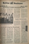 Sandspur, Vol. 83 No. 19, May 6, 1977