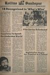 Sandspur, Vol. 84 No. 04, November 4, 1977