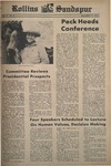Sandspur, Vol. 84 No. 06, December 9, 1977