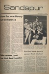 Sandspur, Vol. 85 No. 05, December 1, 1978