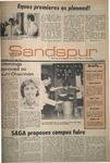 Sandspur, Vol. 85 No. 12, May 11, 1979 by Rollins College