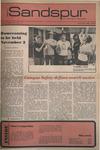 Sandspur, Vol. 86 No. 03, October 26, 1979