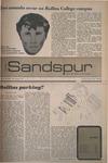 Sandspur, Vol. 86 No. 04, November 2, 1979