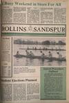 Sandspur, Vol. 86 No. 10, March 14, 1980 by Rollins College