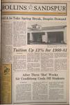 Sandspur, Vol. 86 No. 11, March 21, 1980