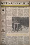 Sandspur, Vol. 87 No. 04, October 3, 1980 by Rollins College