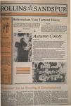 Sandspur, Vol. 87 No. 07, October 24, 1980 by Rollins College