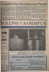 Sandspur, Vol. 87 No. 08, October 31, 1980