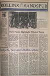 Sandspur, Vol. 87 No. 10, November 12, 1980 by Rollins College