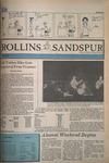 Sandspur, Vol. 87 No. 21, March 27, 1981 by Rollins College