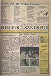 Sandspur, Vol. 87 No. 23, April 24, 1981