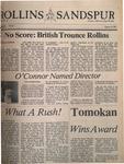 Sandspur, Vol. 88 No. 07, October 23, 1981