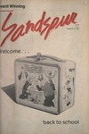 Sandspur, Vol 89, No 01, September 16, 1982 by Rollins College