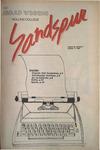 Sandspur, Vol 90, No 02, October 11, 1983 by Rollins College