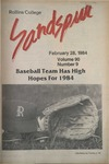 Sandspur, Vol 90, No 09, February 28, 1984 by Rollins College
