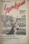 Sandspur, Vol 90, No 11, March 27, 1984