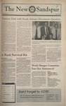 Sandspur, Vol 96 No 14, February 28, 1990 by Rollins College