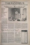 Sandspur, Vol 97 No 06, October 10, 1990 by Rollins College