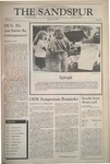 Sandspur, Vol 97 No 08, October 24, 1990 by Rollins College