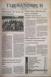 Sandspur, Vol 97 No 11, November 21, 1990 by Rollins College