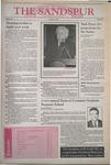 Sandspur, Vol 97, No 22, April 10, 1991 by Rollins College