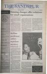 Sandspur, Vol 98 No 03, September 25, 1991