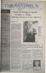 Sandspur, Vol 98 No 04, October 2, 1991