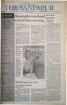 Sandspur, Vol 98 No 05, October 9, 1991